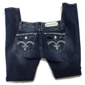 ROCK REVIVAL Sasha Skinny Jeans